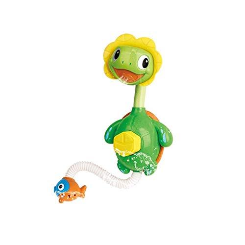 XuBa HEIßER VERKAUF 2018 Kawaii bad spielzeug kinder Kleine schildkröte baden sprinkler spielzeug baby dusche bad dusche spielzeug Green