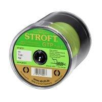 WAKU Stroft Schnur GTP Typ E geflochten olivgrün 500m, Typ E4 9.50kg