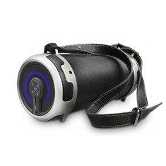 Woo–Enceinte Bluetooth portable Swiss Pro obus K13W Radio/subfer 15W/Batterie Li-Ion 1800mAh