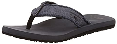 Quiksilver Monkey Abyss M Sndl Xsss, Tongs homme, Gris (Grey/Grey/Grey),