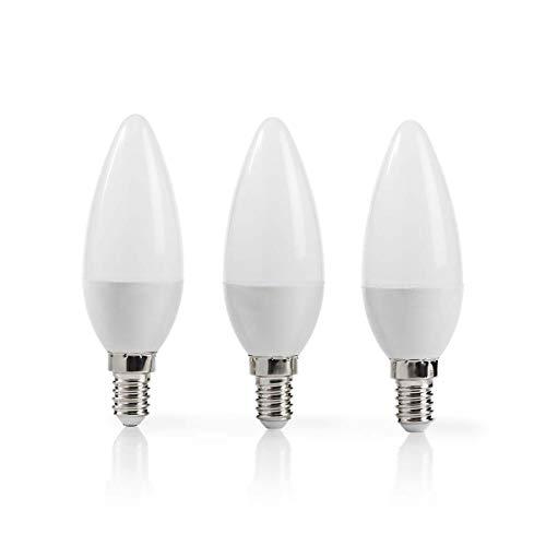 Nedis LED-Glühbirne E14 Kerze 5.8 W 470 lm