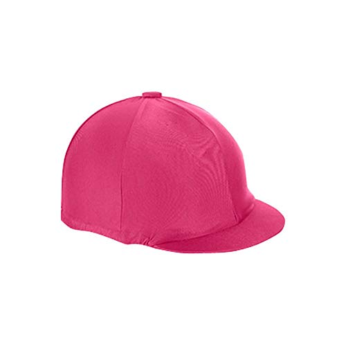 Shires Hat Cover Hat Cover One Size Raspberry