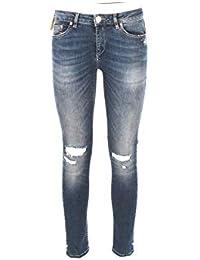 NO LAB Jeans Uomo 29 Denim New York D61 Primavera Estate 2018