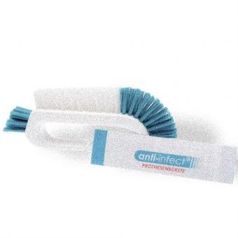 Trioblanc Prothesenbürste für die Dritten Zähne