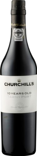 Churchill's 10Years Old Twany, 1er Pack (1 x 500 ml)