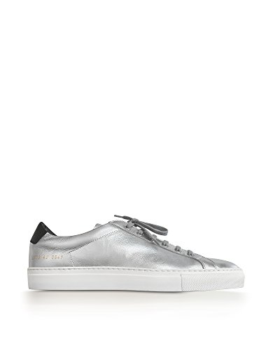 common-projects-homme-20730547-argent-cuir-baskets