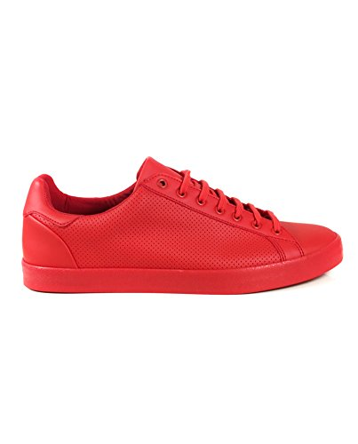 zara-mens-red-perforated-plimsolls-2472-202-43-eu-10-us-9-uk