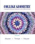 College Geometry: A Problem Solving Approach with Applications 2nd (second) edition