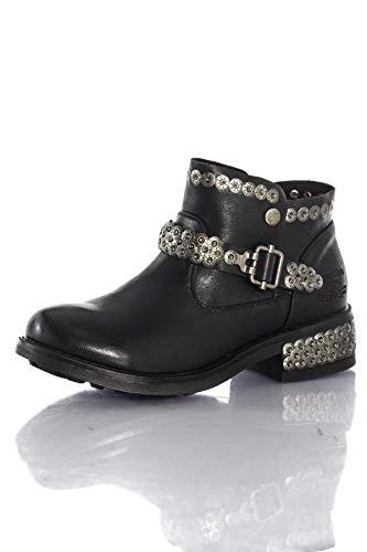 Redskins Chaussures Boots/Bottes Tifani Noir - Noir -...