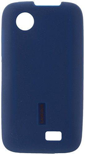 CASEOUS™ Soft Matte Finish Shock Proof Back Case Cover for Lenovo A369i (Dark Blue)  available at amazon for Rs.249