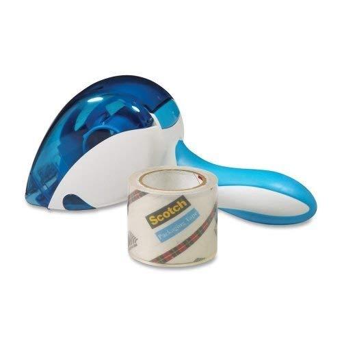 Großhandel von Fall von 15–3m Scotch Griffige Verpackung Tape dispenser-packaging Klebeband, W/Spender, 1–7/20,3x 1.524cm nachfüllbar, BE/WE