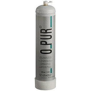 O-PUR Sauerstoff, Nachfüllflasche