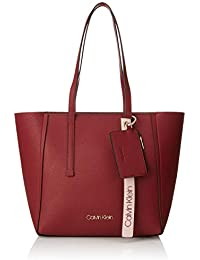 Calvin Klein - Ck Base Medium Shopper, Borse a spalla Donna