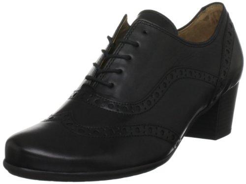 Gabor Shoes 5546027, Damen Halbschuhe, Schwarz (schwarz), EU 42 (UK 8) (US 10.5)