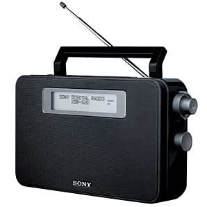 sony 20b portable digital radio tv. Black Bedroom Furniture Sets. Home Design Ideas