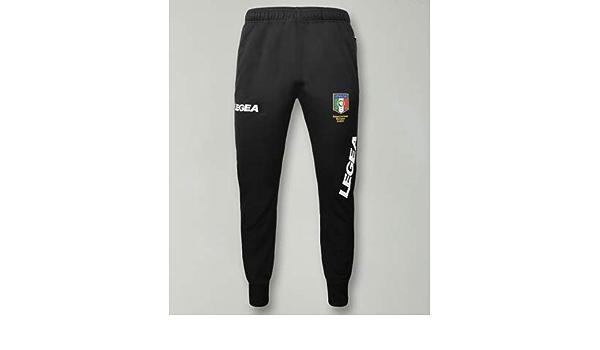 LEGEA Pantalone Tokyo Training Arbitro Aia Ufficiale FIGC Stagione 2019//2020 Associazione Italiana Arbitri Originale