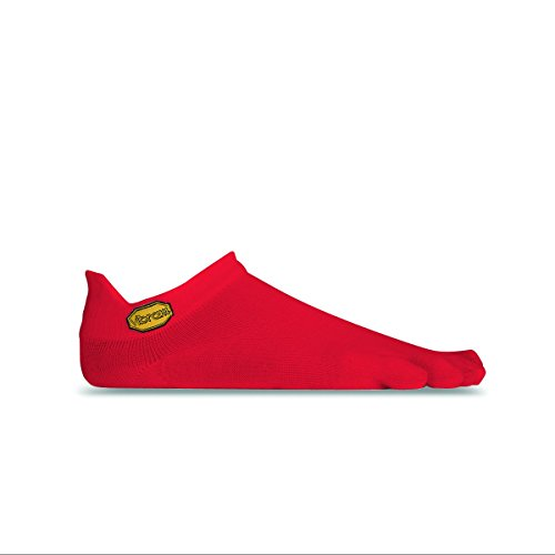 Preisvergleich Produktbild Vibram Fivefingers Herren Sportsocken Rot rot L