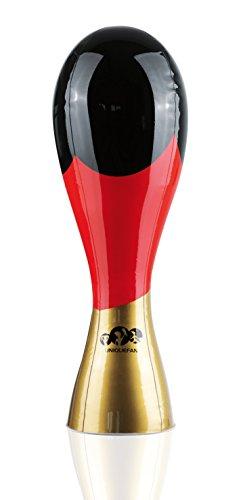 Preisvergleich Produktbild UniqueFan Neu Aufblasbarer Plastik Pokal Deutschland 52cm Fan-Spaß für Weltmeister & Pokaljäger! Einzigartiger Fan-Artikel für Fußballstadion,  Public Viewing und Fan-Deko WM Russland 2018