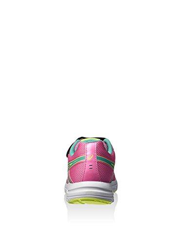 Asics Junior Gel-Zaraca 4 PS Chaussure De Course à Pied Rose
