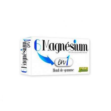 6 Magnésium en 1 - 60 comprimés