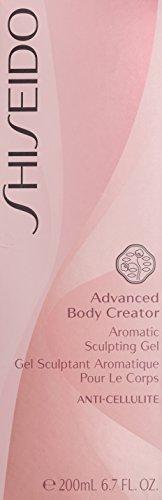 319HREtCkRL - Shiseido Gel Esculpidor Aromático Advanced Body Creator, Anticelulítico
