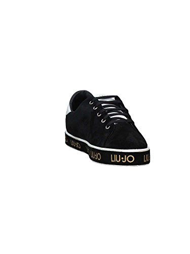 Liu Jo Shoes S67237 P0079 Sneakers Donna Nero