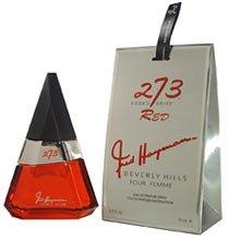 273 Perfume rojo para mujer por Fred Hayman