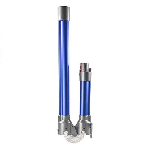 Staubsaugerzubehör faltbar Verlängerungsrohr Universal Halten ultradünner Verlängerungsrohrschlauch Für Dyson Dyson-Stretchschlauch