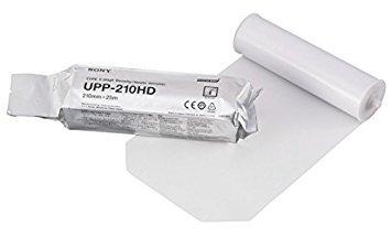 Sony papel upp-210hd papel térmica