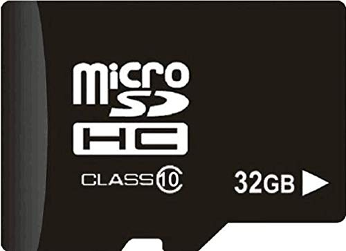 Alexly 32GB Memory Card Class 10 Micro SD with Adapter for Mobile