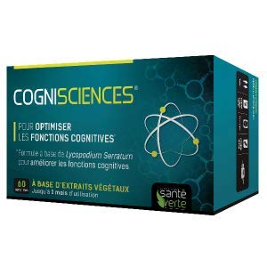 Sante Verte cogni'sciences 60 comprimés - Health Science Center