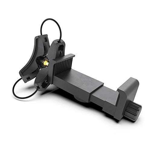Wiral LITE Smartphone Halterung mit Stoßdämpfung/Zubehör Mount für das Wiral LITE Cable Cam System/für Kamerafahrten mit dem Handy/schwarz Pole Mount Adapter Kit
