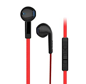 CGV HEL-Intra-3 Ecouteurs intra-auriculaires Jack Rouge