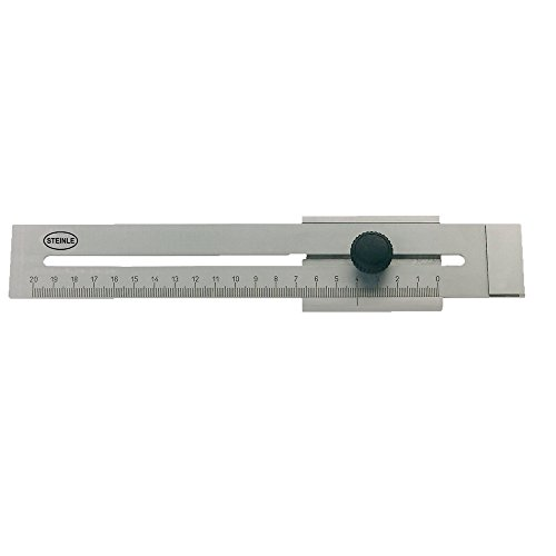 Preisvergleich Produktbild STEINLE 5402 Streichmaß 200 mm Aktionspreis gültig bis 31.01.2018, Gewicht: 0.40