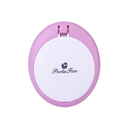 Eyelash Mini Mirror Air Conditioning Ventilador De Escritorio USB Charging Portable Outdoor...