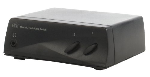 hq-2-audio-sources-into-1-output-manual-2-port-audio-switch