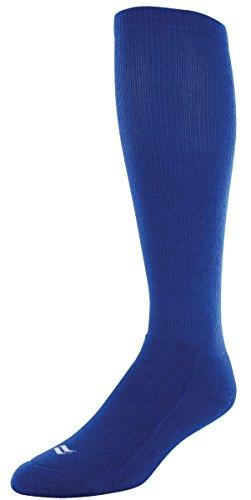 Acryl-sport-team Sock (Sof Sole Allsport Team Athletic Performance Socken, unisex - erwachsene herren Damen, königsblau, Men's Large 10-12.5)