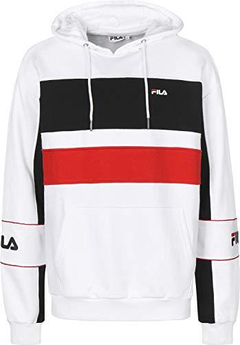 fils pullover Fila 682358 Sweatshirts Mann Weiß XS