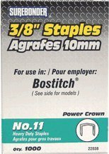 Fpc Corporation #11 1/4' Hd Staple (Pack Of 5) 22014 Staples by Surebonder