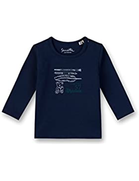 Sanetta Baby-Jungen Langarmshirt Shirt