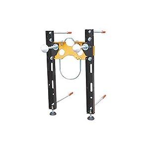 Oter – Bastidor premontado para la instalación de inodoros y bidés suspendidos, distancia entre los ejes de 180-230mm
