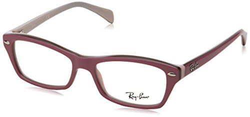 Ray-Ban Jungen 0RY 1550 3656 48 Brillengestelle, Topo On Brown Pink