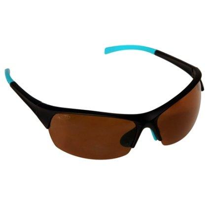 FTD Drennan Polarisiert Sonnenbrille (Aqua Sight) mit Lanyard EVA Fall & 10FTD Haken an Nylon