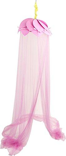 Bieco 04030703 - Himmel mit Blütendach rosa ca. 650 x 230 x 40 cm