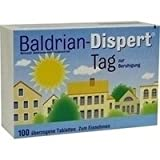 BALDRIAN DISPERT Tag überzogene Tabletten 100 St