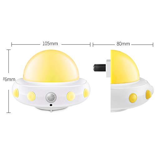 Led Nachtlicht Kinder Baby Pir Sensor Infant Feed Schlaf Lampe Drahtlose Fernbedienung Dimmer Licht Us Eu Stecker Lampe -