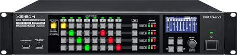 XS-84H - 8-in x 4-out Multi-Format AV Matrix Switcher Av Matrix Switcher