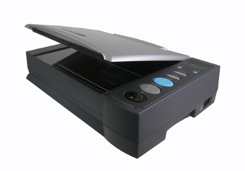 PLUSTEK BookReader BAT Scanner A4 USB2.0 1200x1200dpi CCD Buchscanner scan to searchable PDF audio response