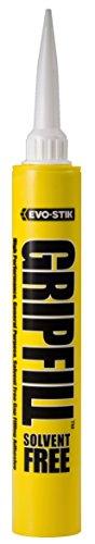 EVOSTIK Gripfill Yellow Solvent Free Adhesive 350ml