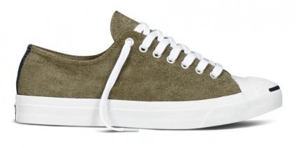 Jack Purcell Ox Surplus Green (UK 9) for sale  Delivered anywhere in UK